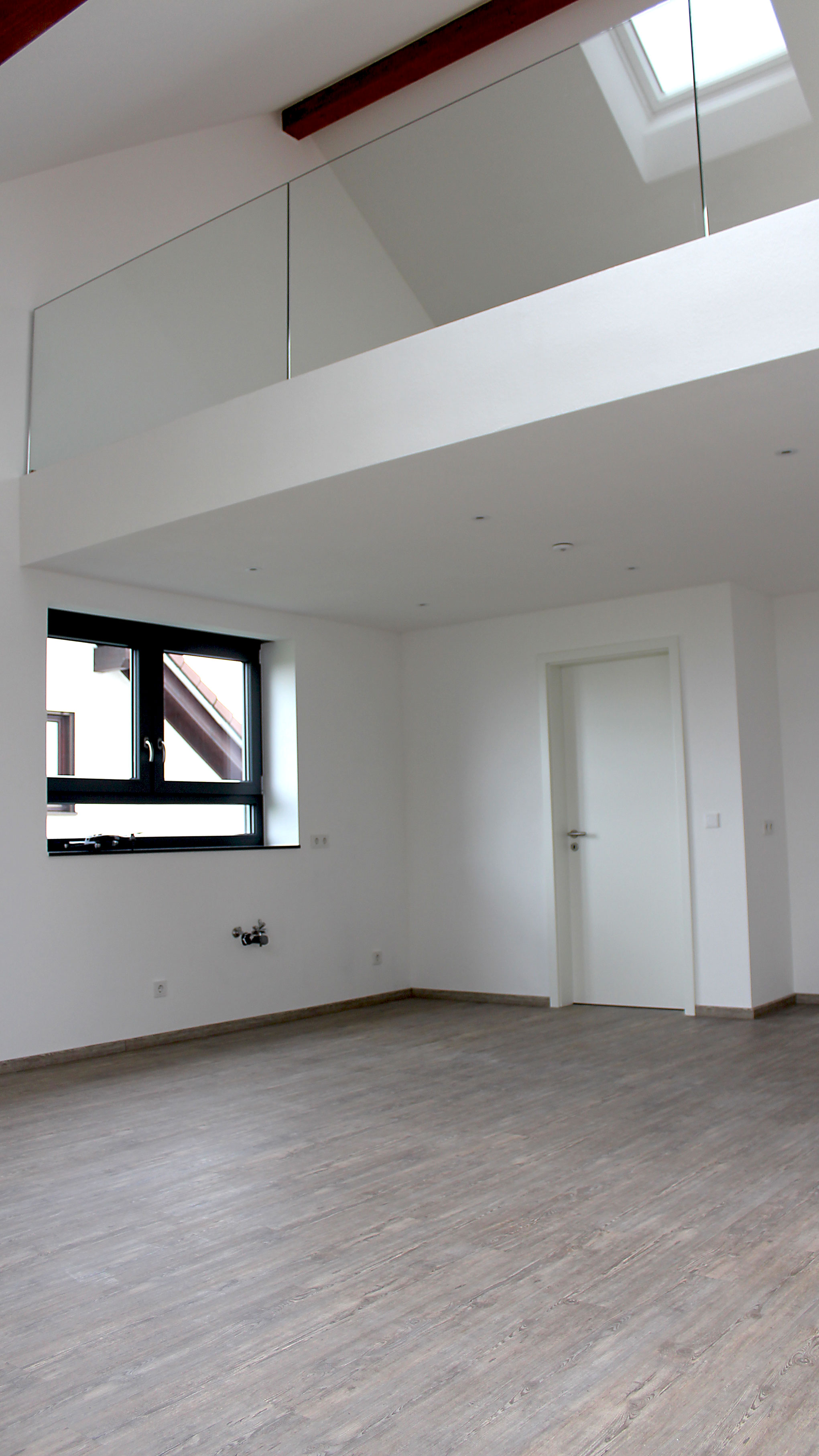 Neubau Zweifamilienhaus