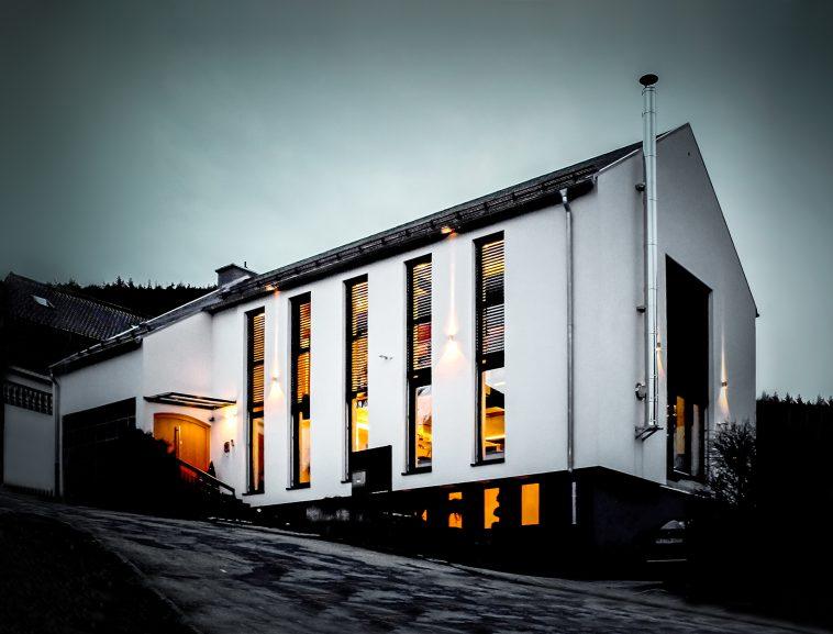 Umbau und Umnutzung einer Kirche in ein Wohnloft